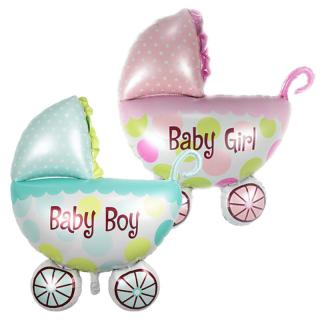 baby carriage balloon